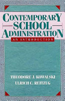 Contemporary School Administration