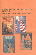 American Children's Literature, 1890-1940