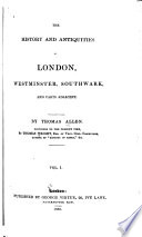 A New History Of London Westminster V 2 4 A New History Of London Westminster And The Borough Of Southwark