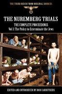 The Nuremberg Trials - The Complete Proceedings Vol 3