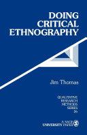 Doing Critical Ethnography [Pdf/ePub] eBook
