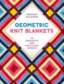 Pdf Geometric Knit Blankets