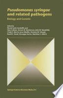 Pseudomonas syringae and related pathogens