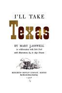 I'll Take Texas