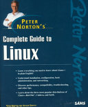 Peter Norton's Complete Guide to Linux