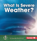 What Is Severe Weather? Pdf/ePub eBook