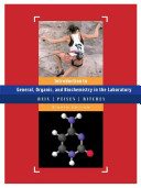 General  Organic   Biochemistry in the Laboratory  Introduction to