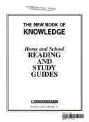 Home and School Reading and Study Guides Book