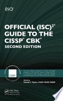 Official  ISC 2 Guide to the CISSP CBK Book