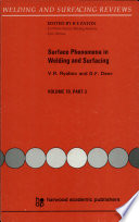 Surface Phenomena in Welding and Surfacing