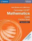 Books - New Cambridge Igcse� Mathematics Core Practice Book | ISBN 9781108437226