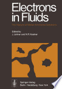 Electrons in Fluids Book