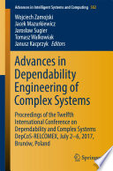 Dependability Problems and Complex Systems