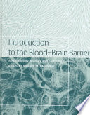 Introduction To The Blood Brain Barrier Book PDF