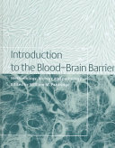 Pdf Introduction to the Blood-Brain Barrier
