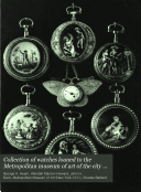 Collection of Watches Loaned to the Metropolitan Museum of Art of the City of New York by Mrs  George A  Hearn Book