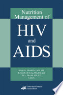 Nutrition Management of HIV and AIDS Book
