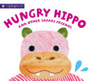 Alphaprints  Hungry Hippo and other safari animals