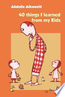 40 Things I Learned From My Kids Book PDF
