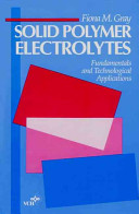 Solid Polymer Electrolytes