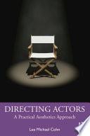 Directing Actors Book PDF