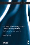 The Political Economy of Low Carbon Transformation Pdf/ePub eBook
