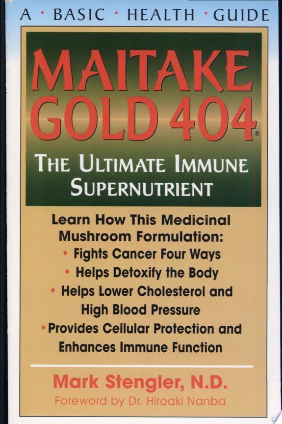 Maitakegold 404
