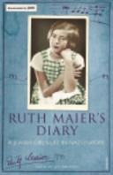Ruth Maier s Diary