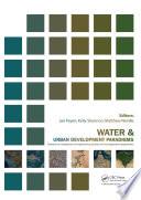 Water and Urban Development Paradigms Book
