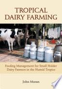 Tropical Dairy Farming Book