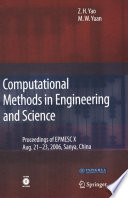 Computational Methods in Engineering   Science