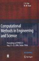 Computational Methods in Engineering   Science