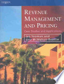 Revenue Management and Pricing