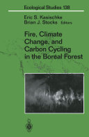 Fire  Climate Change  and Carbon Cycling in the Boreal Forest