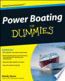 """Power Boating For Dummies"" by Randy Vance"