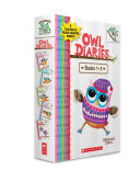 Owl Diaries, Books 1-5: A Branches Box Set banner backdrop