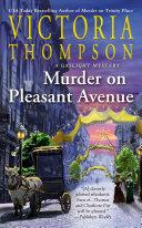 Pdf Murder on Pleasant Avenue