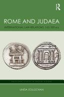 Rome and Judaea