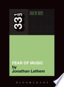 Talking Heads  Fear of Music Book PDF