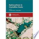 Hydrocarbons in Crystalline Rocks Book