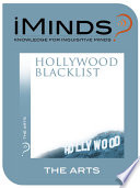 Hollywood Blacklist  The Arts