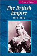 The British Empire, 1815-1914