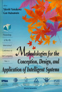 Methodologies For The Conception  Design  And Application Of Intelligent Systems   Proceedings Of The 4th International Conference On Soft Computing  In 2 Volumes
