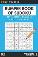 Gold Puzzles Bumper Book of Sudoku Volume 2