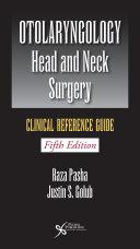 Otolaryngology-Head and Neck Surgery