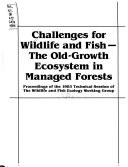 Challenges for wildlife and fish