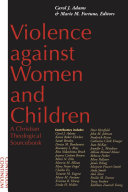 Pdf Violence Against Women and Children
