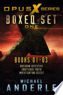 Opus X Series Boxed Set One