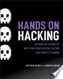 Hands on Hacking Book