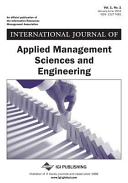 International Journal of Applied Management Sciences and Engineering  IJAMSE